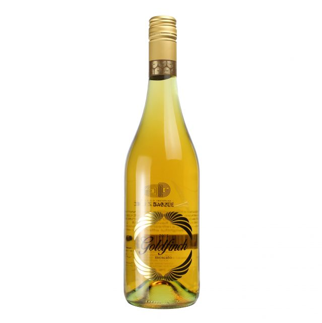 格兰达斯 黄冠金翅白葡萄酒2015