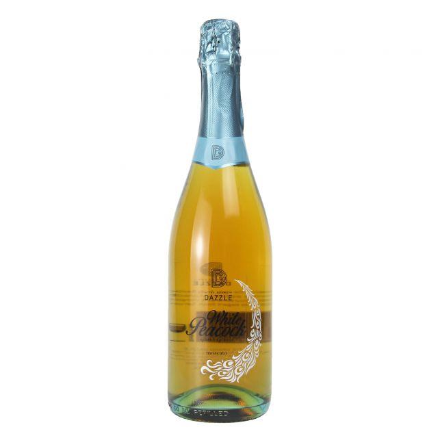 格兰达斯帝白孔雀起泡葡萄酒
