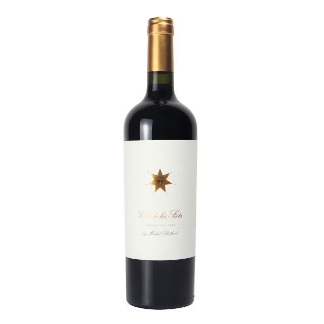 鹰格堡七星园混酿红葡萄酒