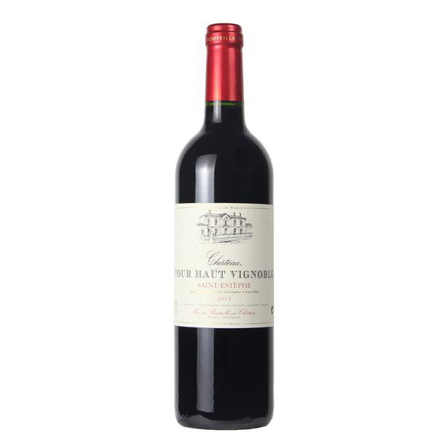 法國圣愛斯泰夫圖爾城堡紅葡萄酒2013