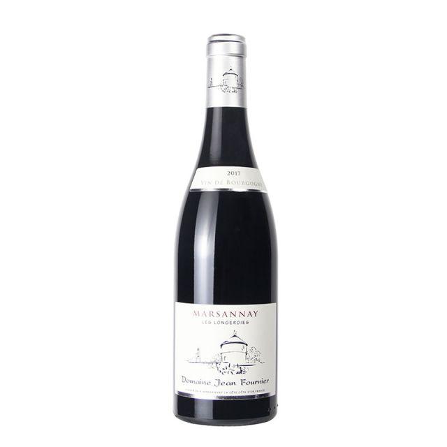 勃艮第简. 富尼尔酒庄朗格沃园红葡萄酒