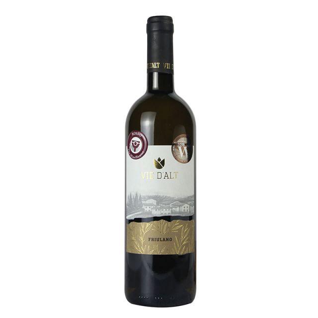 意大利弗留利弗留拉诺干白葡萄酒