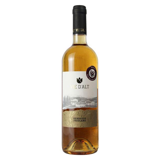 意大利弗留利维多佐甜白葡萄酒