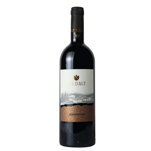 意大利弗留利斯潘蒂诺干红葡萄酒红酒