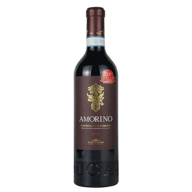 意大利阿布鲁佐阿莫里诺干红葡萄酒红酒