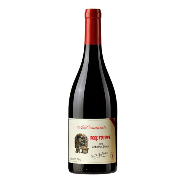 澳大利亚河地澳洲大陆赤霞珠西拉元吉红葡萄酒红酒