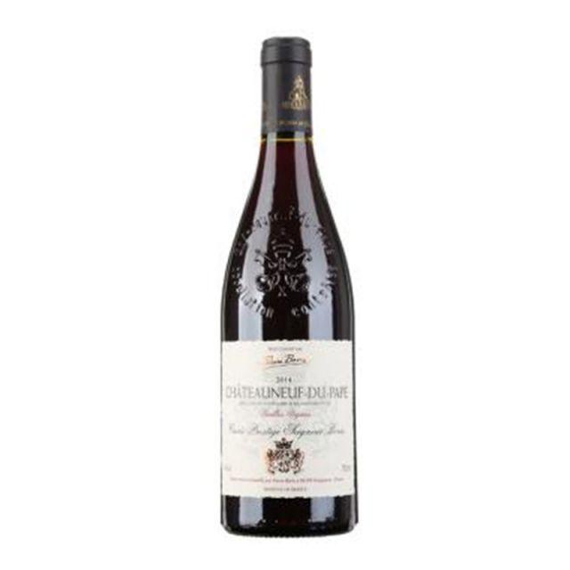 教皇新堡陈酿干红葡萄酒