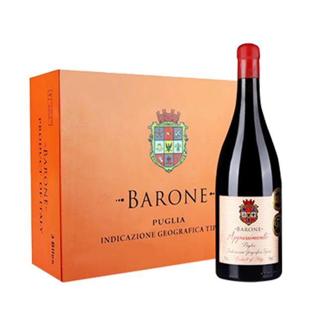 意大利巴罗纳风干干红葡萄酒