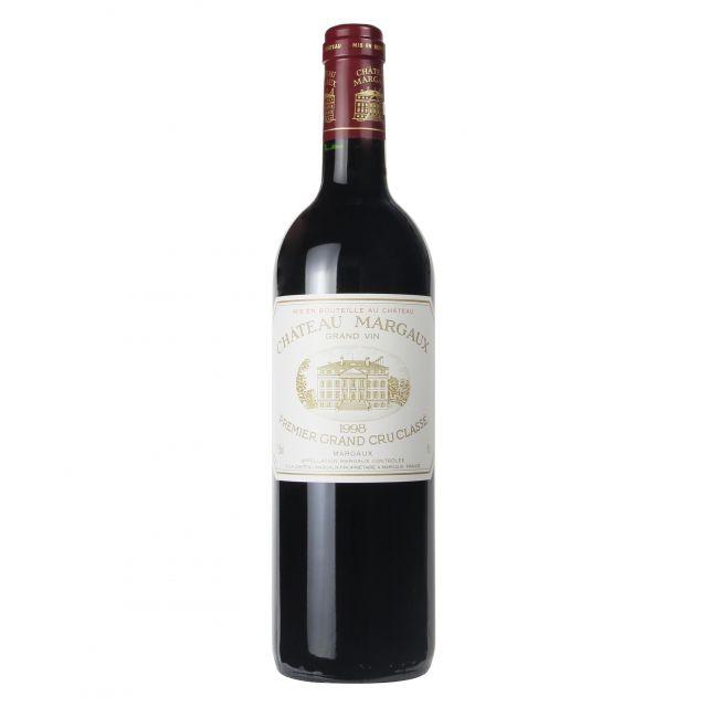 法国波尔多玛歌酒庄干红葡萄酒红酒1998