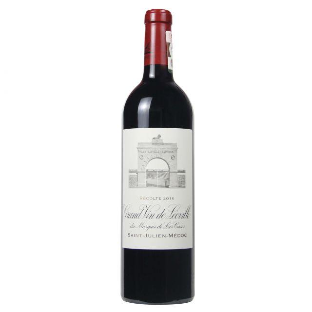 法国波尔多圣朱利安雄狮酒庄干红葡萄酒红酒2016