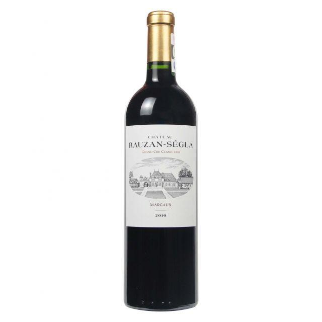 法國波爾多瑪歌魯臣世家酒莊干紅葡萄酒紅酒2016