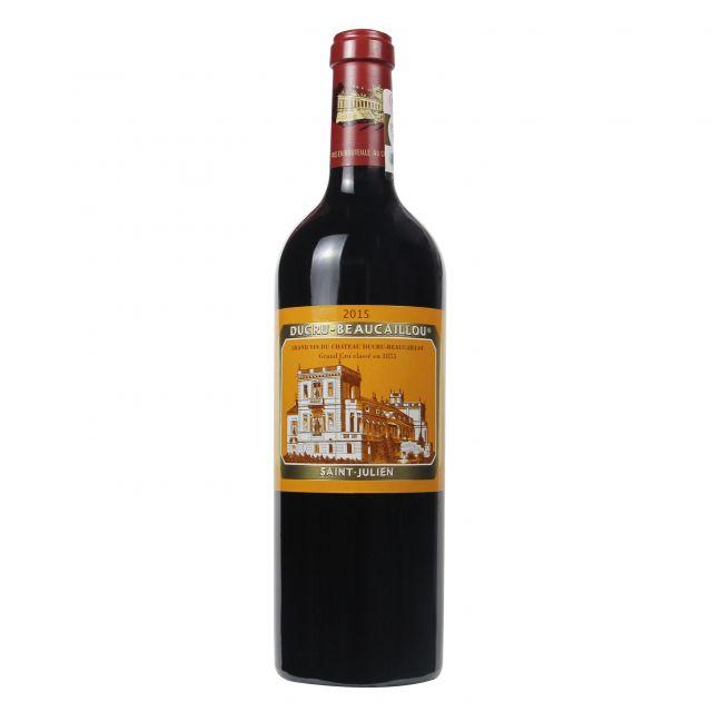 法国波尔多圣朱利安宝嘉龙庄园干红葡萄酒红酒2015