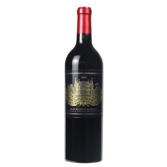 法国波尔多玛歌宝马酒庄干红葡萄酒红酒2007
