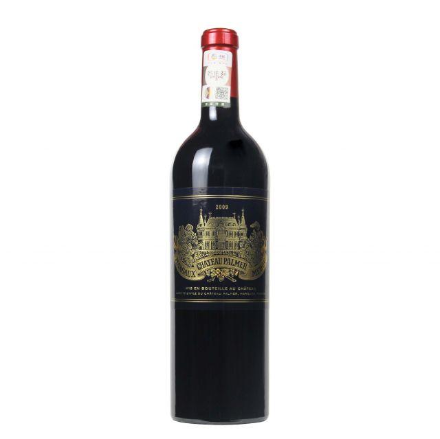 法国波尔多玛歌宝马庄园干红葡萄酒红酒2009