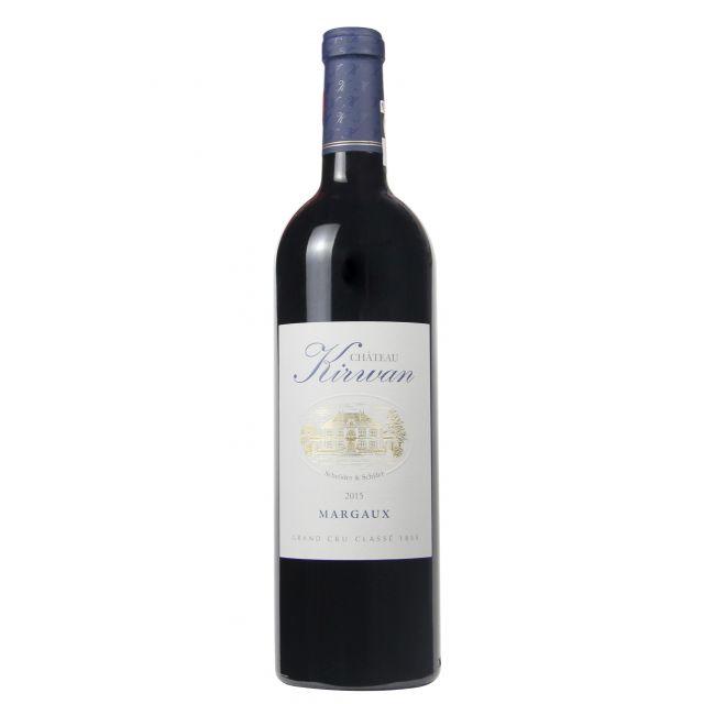 法国波尔多玛歌麒麟庄园干红葡萄酒红酒2015