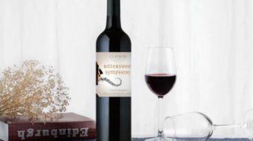 佳酿鉴赏 | 趣摩酒庄 · 交响乐赤霞珠红葡萄酒