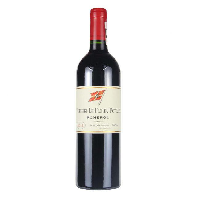 法国波尔多波美侯柏图斯之花红葡萄酒红酒2013