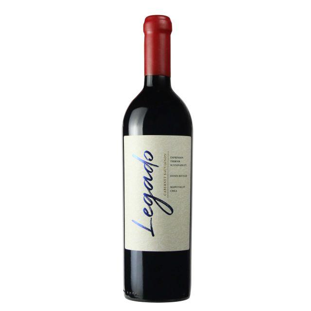 智利傳承紅葡萄酒