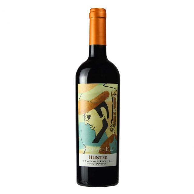 智利狼人系列獵人赤霞珠紅葡萄酒