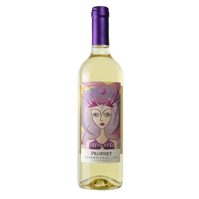 智利狼人系列預言家長相思白葡萄酒