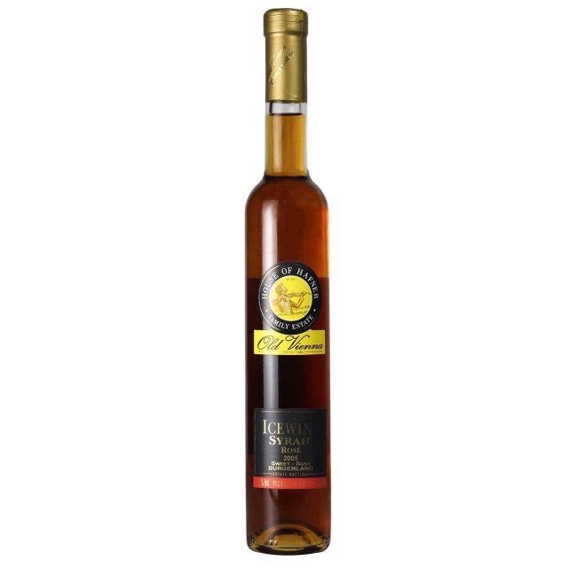 欧维娜西拉 冰红葡萄酒2005