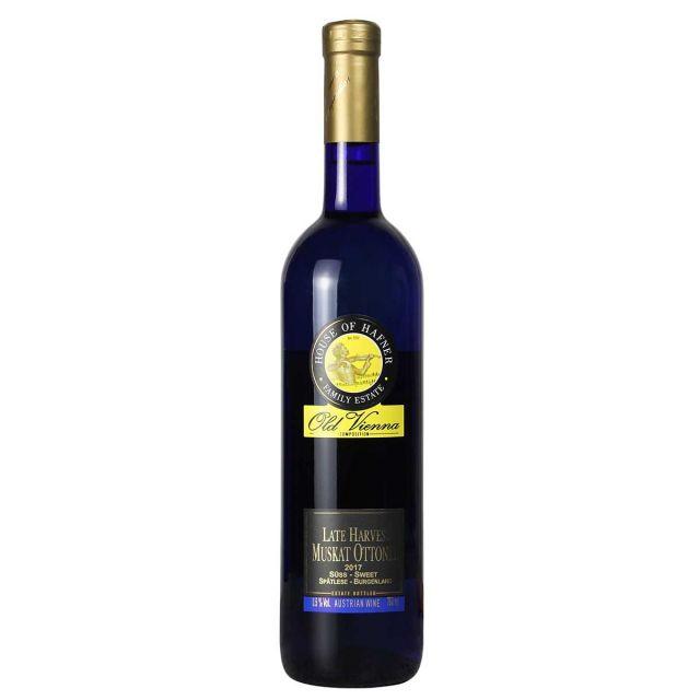 歐維娜蜜思嘉晚摘甜白葡萄酒 2017