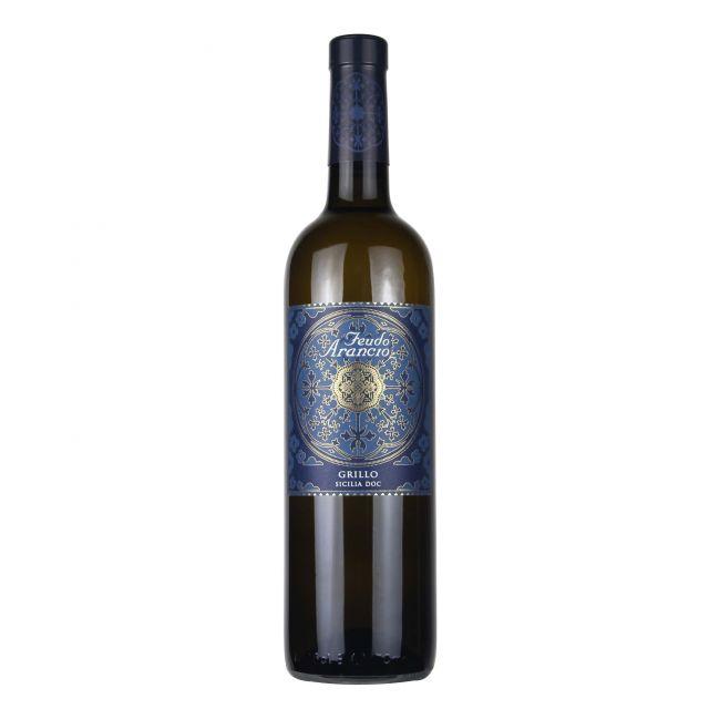 橙色庄园格里洛干白葡萄酒