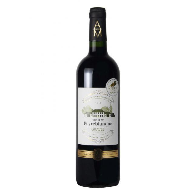 佩雷布兰特城堡干红葡萄酒