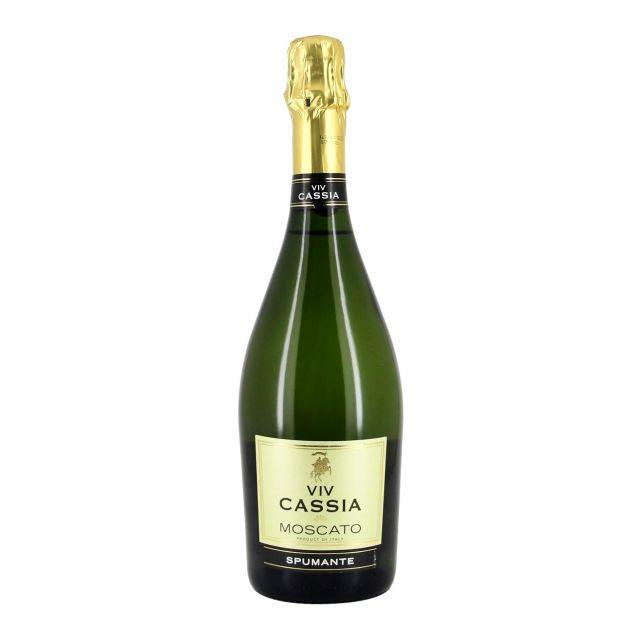 意大利卡西亚·云歌14号莫斯卡托甜型起泡酒