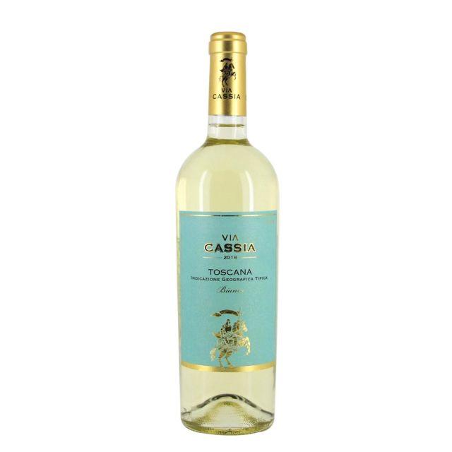 意大利托斯卡纳卡西亚·云歌11号半干白葡萄酒