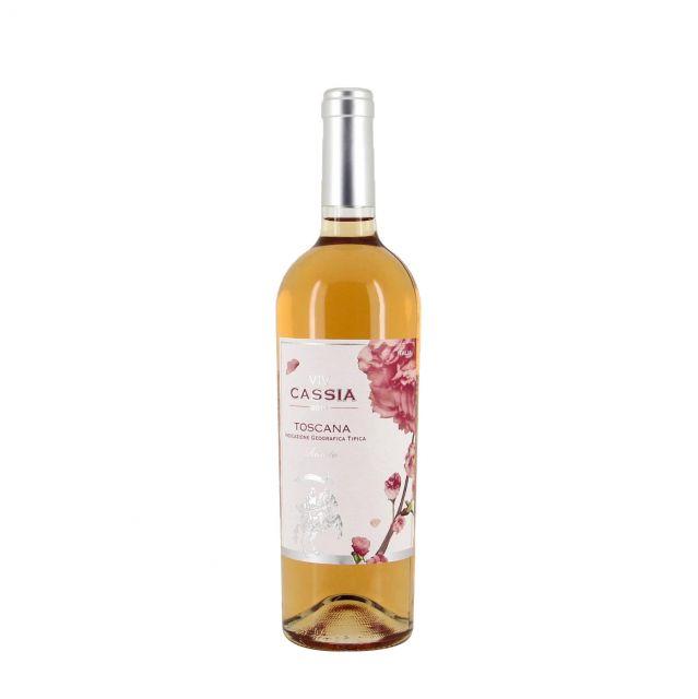 意大利托斯卡纳卡西亚·云歌13号桃红葡萄酒