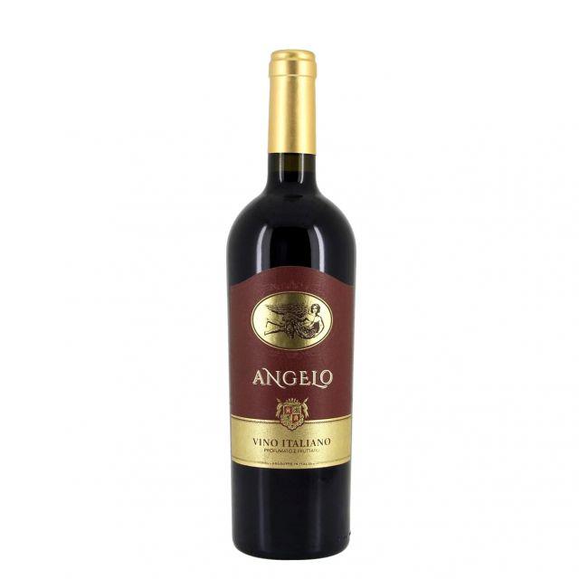 意大利安琪诺1号桑娇维塞红葡萄酒红酒