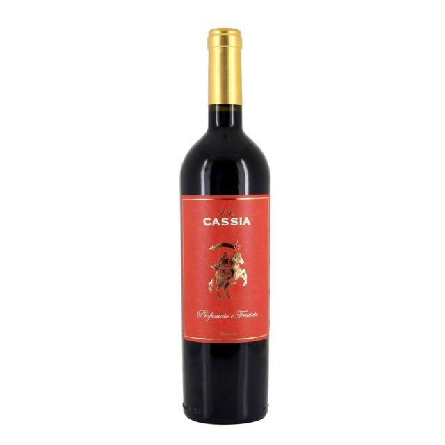 意大利卡西亚·云歌1号红葡萄酒红酒