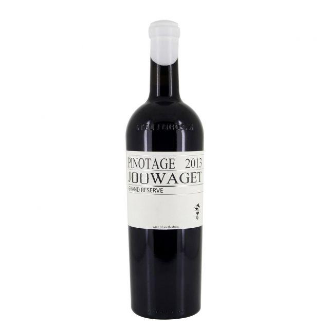 南非西开普省嘉沃品诺塔琪珍藏红葡萄酒红酒