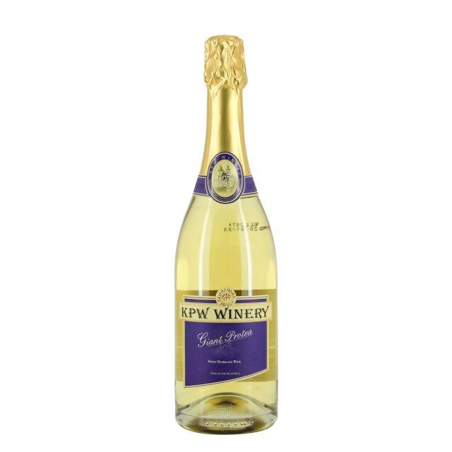 南非西开普省凯蒂水晶白起泡酒