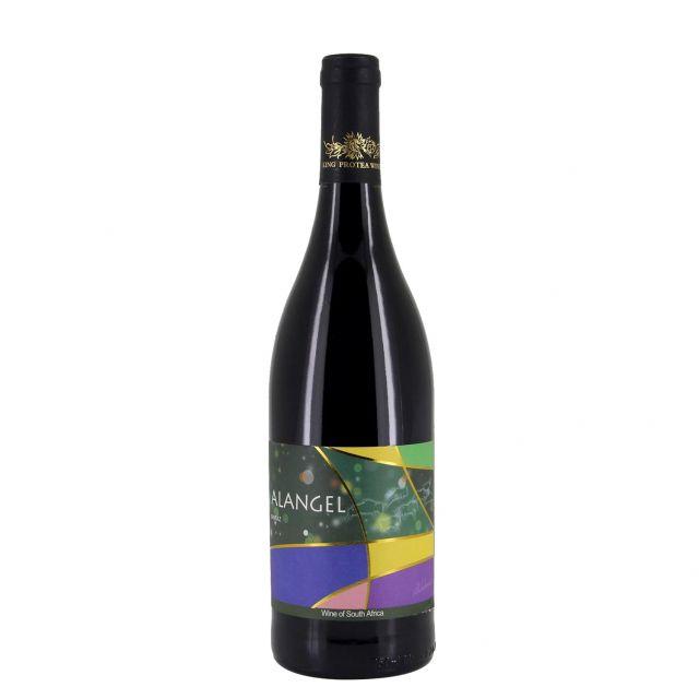 南非西开普省爱丽嘉西拉红葡萄酒红酒
