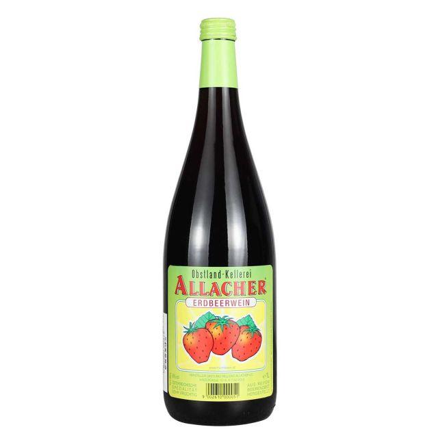 奥地利布尔根兰艾莉客草莓酒