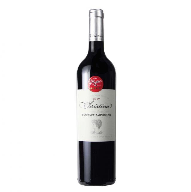 南非罗伯逊山谷梵劳伦克里斯蒂娜赤霞珠干红葡萄酒红酒