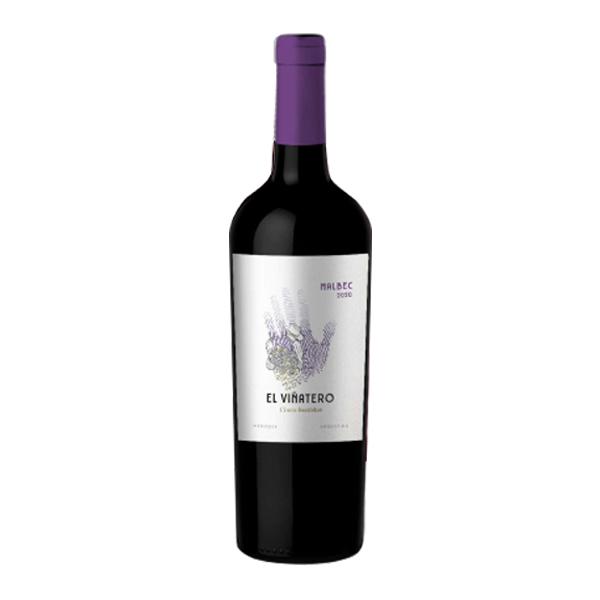 阿根廷门多萨省五味酒庄丰收红葡萄酒