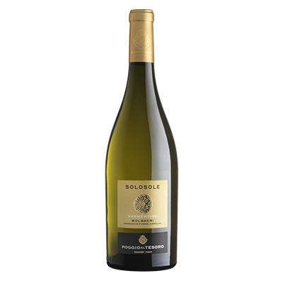 意大利Allegrini托斯卡納泰所羅酒莊Solosole 白葡萄酒