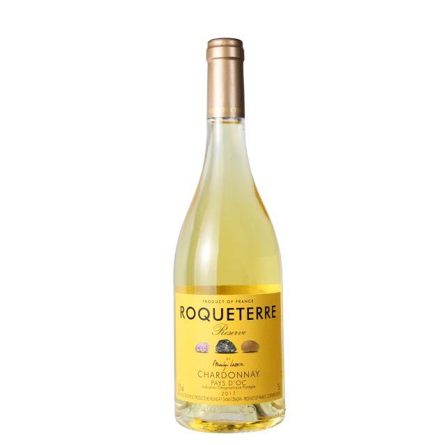 法国南部大地珍藏霞多丽igp干白葡萄酒