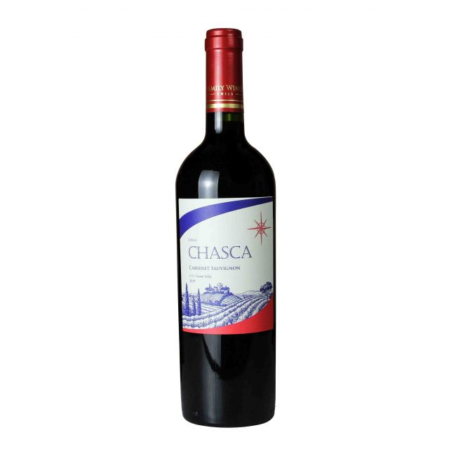 智利中央山谷智利之星赤霞珠干红葡萄酒