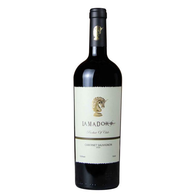 智利莫莱谷Invina蓝马度赤霞珠优质品种级干红葡萄酒