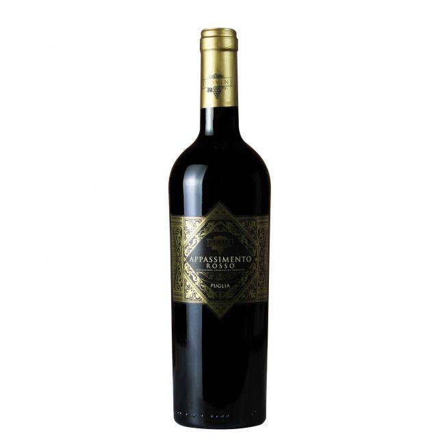 意大利普里亚普里米蒂沃黑玛尔维塞干红葡萄酒红酒