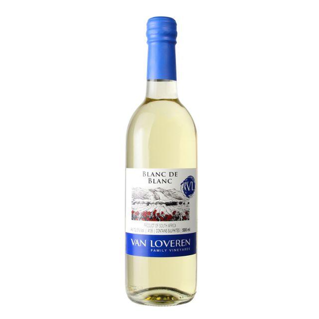 南非罗伯逊山谷梵劳伦酒庄梵劳伦白中白葡萄酒