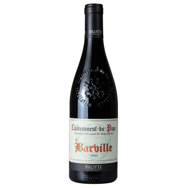 法國教皇新堡巴爾維勒秘密紅葡萄酒紅酒