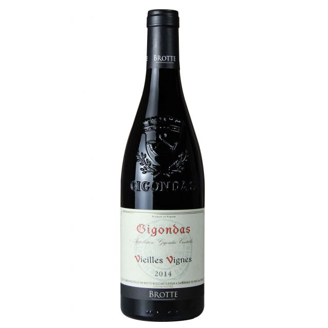 法國吉恭達斯波特酒莊老藤紅葡萄酒紅酒