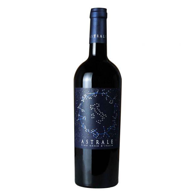 意大利星座紅葡萄酒