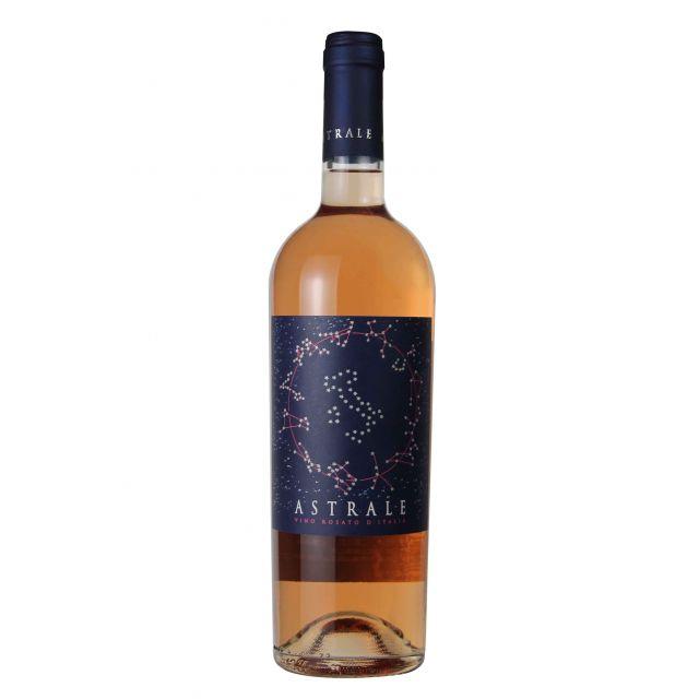 意大利星座玫瑰紅葡萄酒