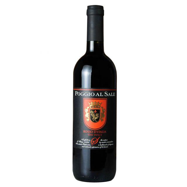 意大利伯格塞勒(黑標)紅葡萄酒紅酒